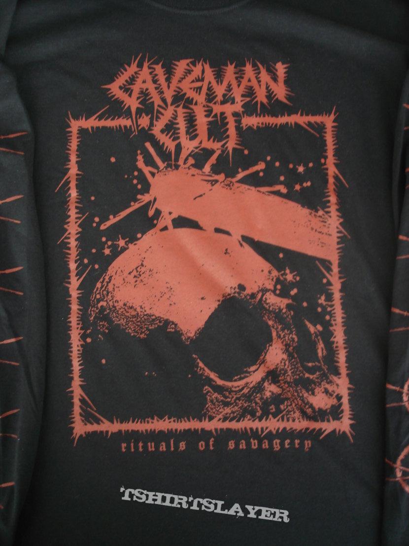 Caveman Cult - Rituals of Savagery Longsleeve