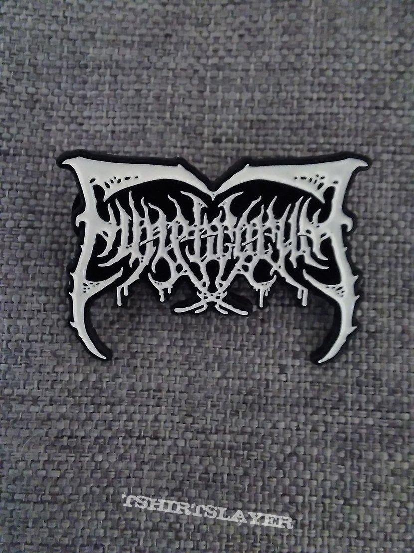 Funebrarum logo pin