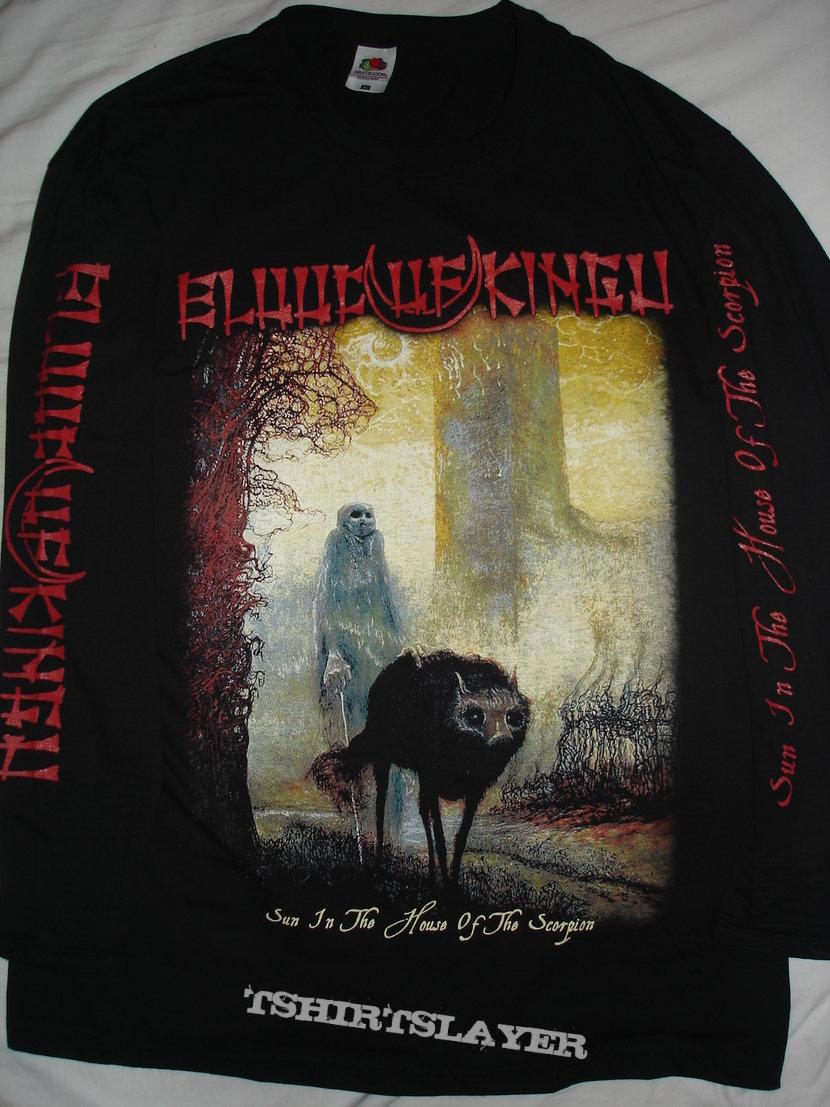 Blood of Kingu - Sun in the House of the Scorpion Longsleeve