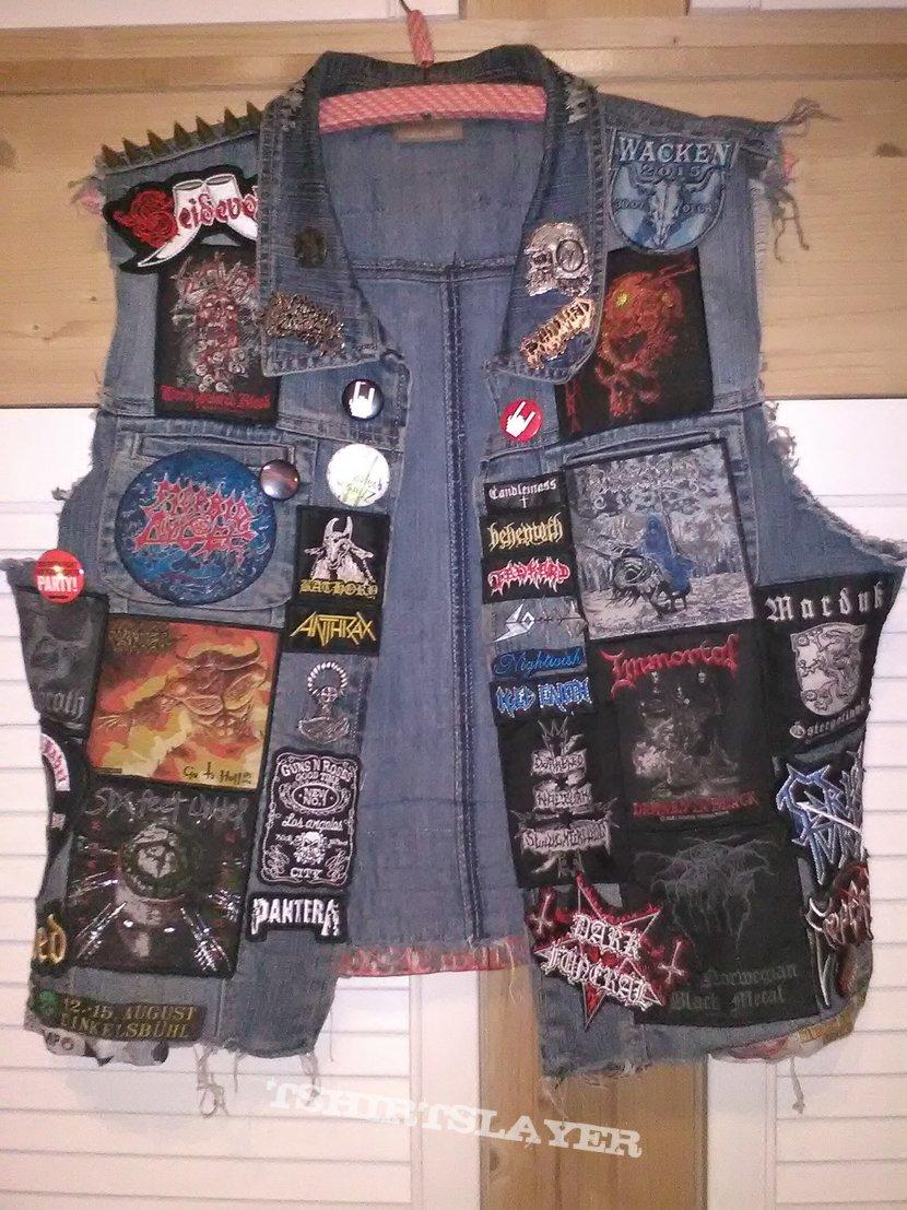 My Battle Jacket :3