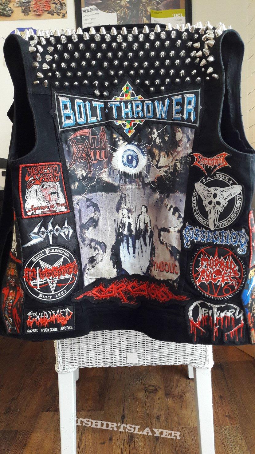 Jacket slight update
