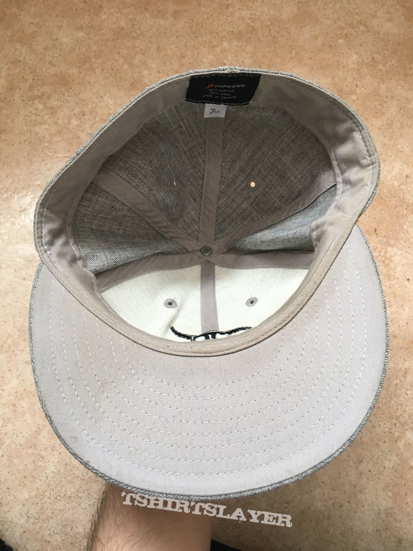 TERROR - Fitted Baseball Hat/Cap - Size 7 3/8