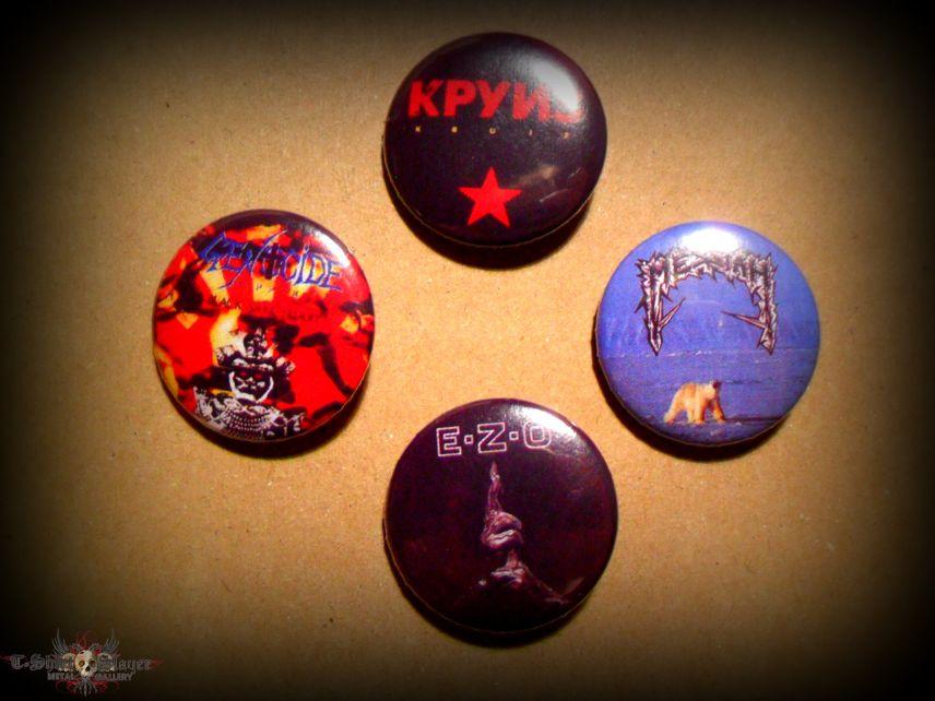 New Pins