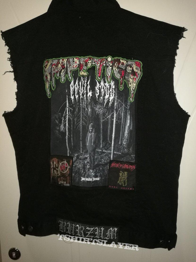 Start of new vest