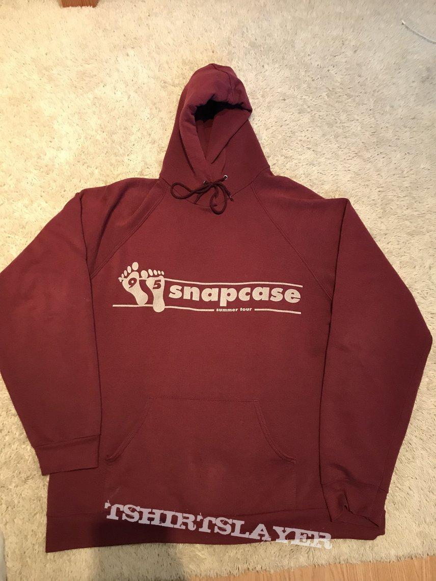 Snapcase 'steps 95 tour hoodie'