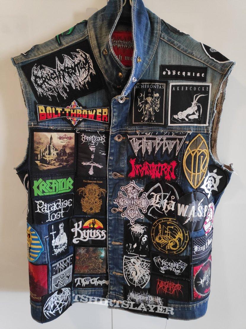 Battle jacket II