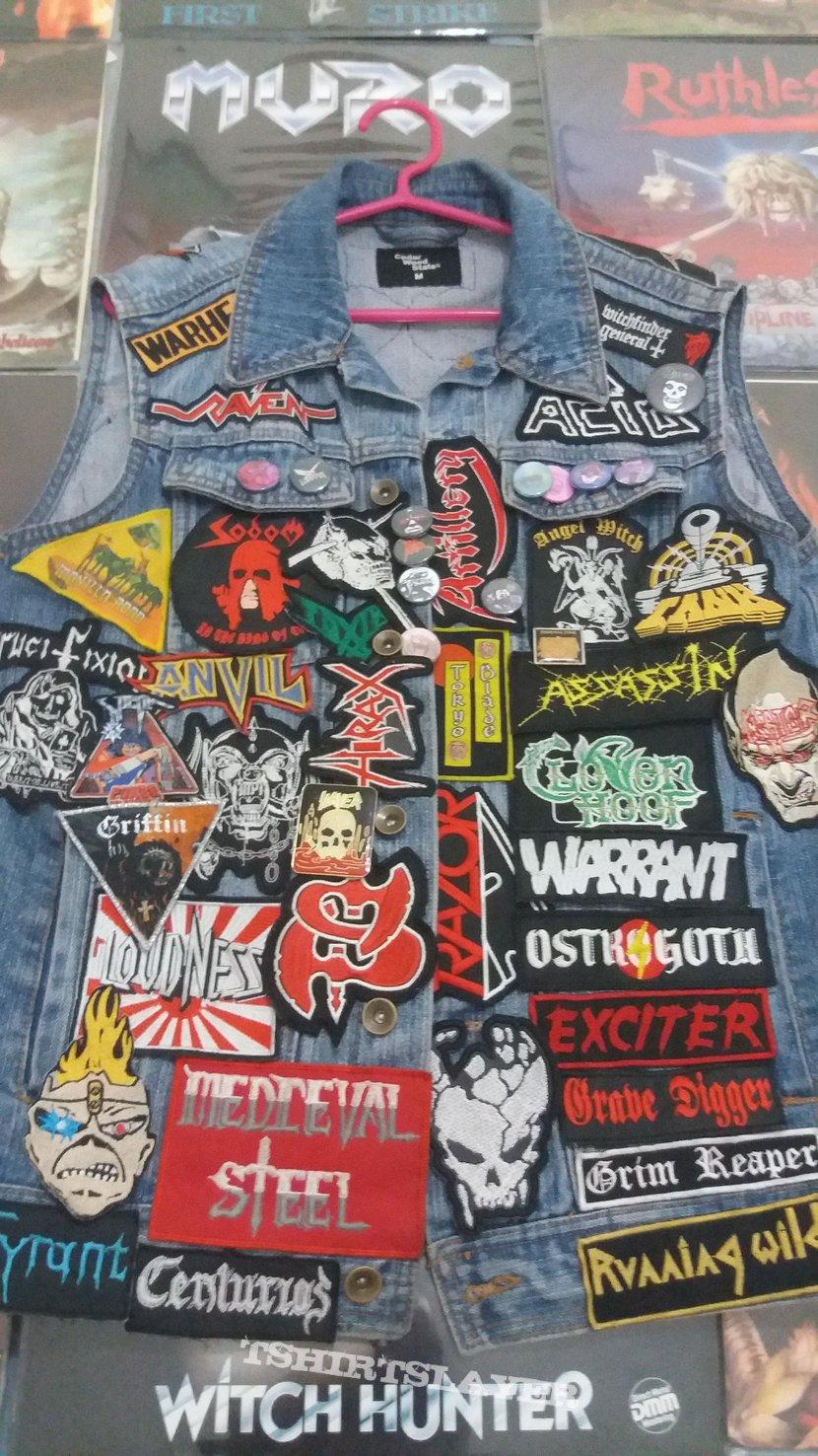Heavy Metal Thunder BJ