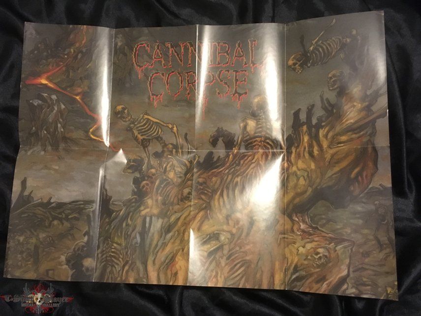Cannibal Corpse-Skeletal Remains Limited Box Set