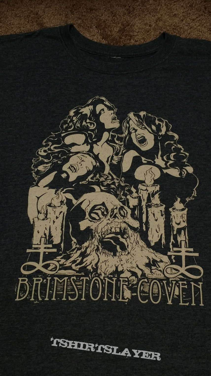 brimstone coven - babes and bearded candles
