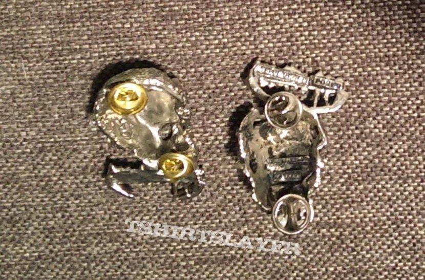 Sepultura - Beneath the remains Pins