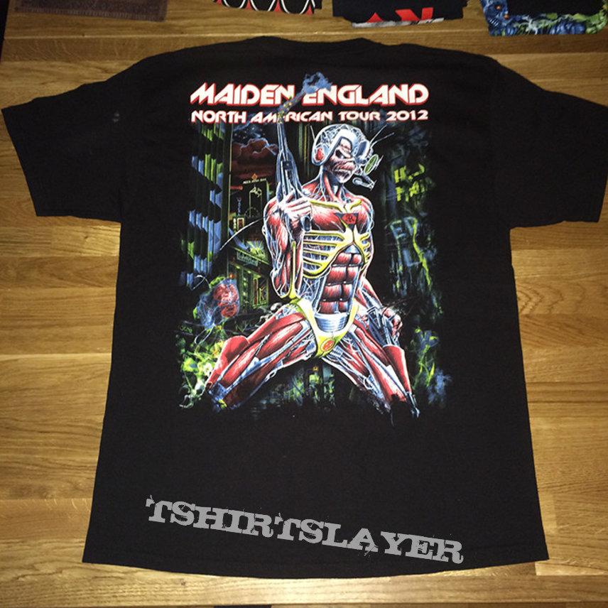 Iron Maiden Stranger In A Strange Land 1st Uk