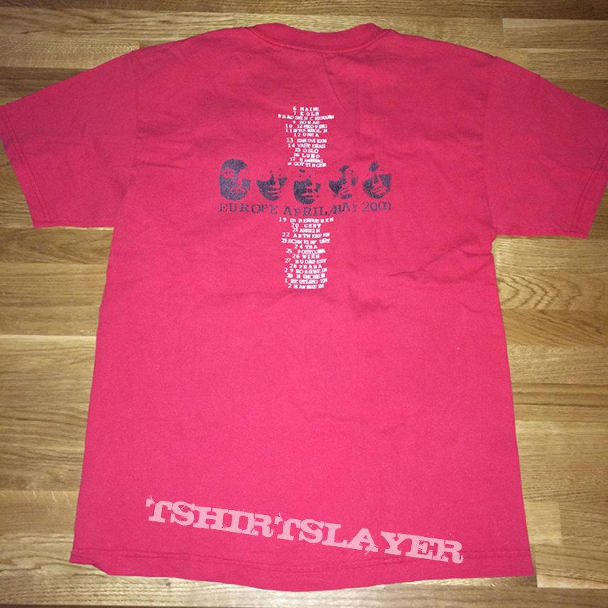 The Locust tour shirt - RARE