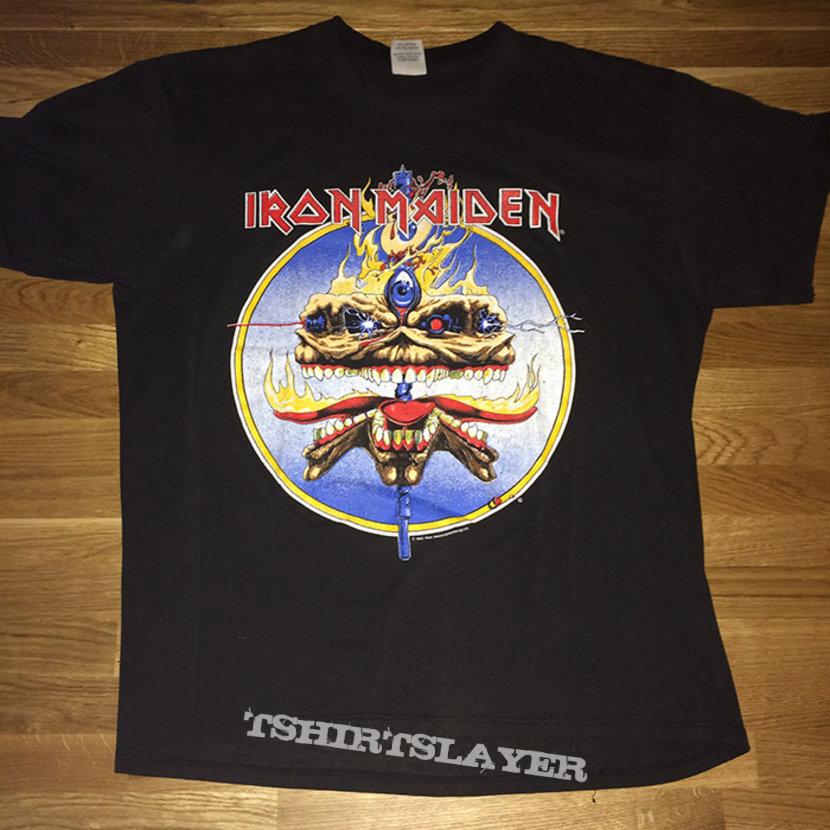 Tylden 39 S Iron Maiden Iron Maiden The Clairvoyant T