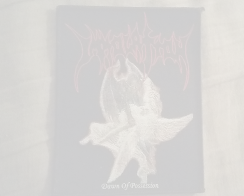 Woven Immolation patch