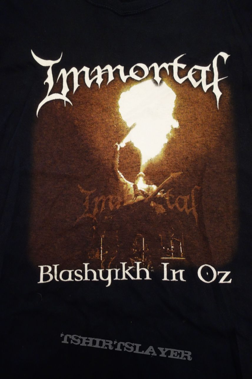 Immortal - Australian tour 2008