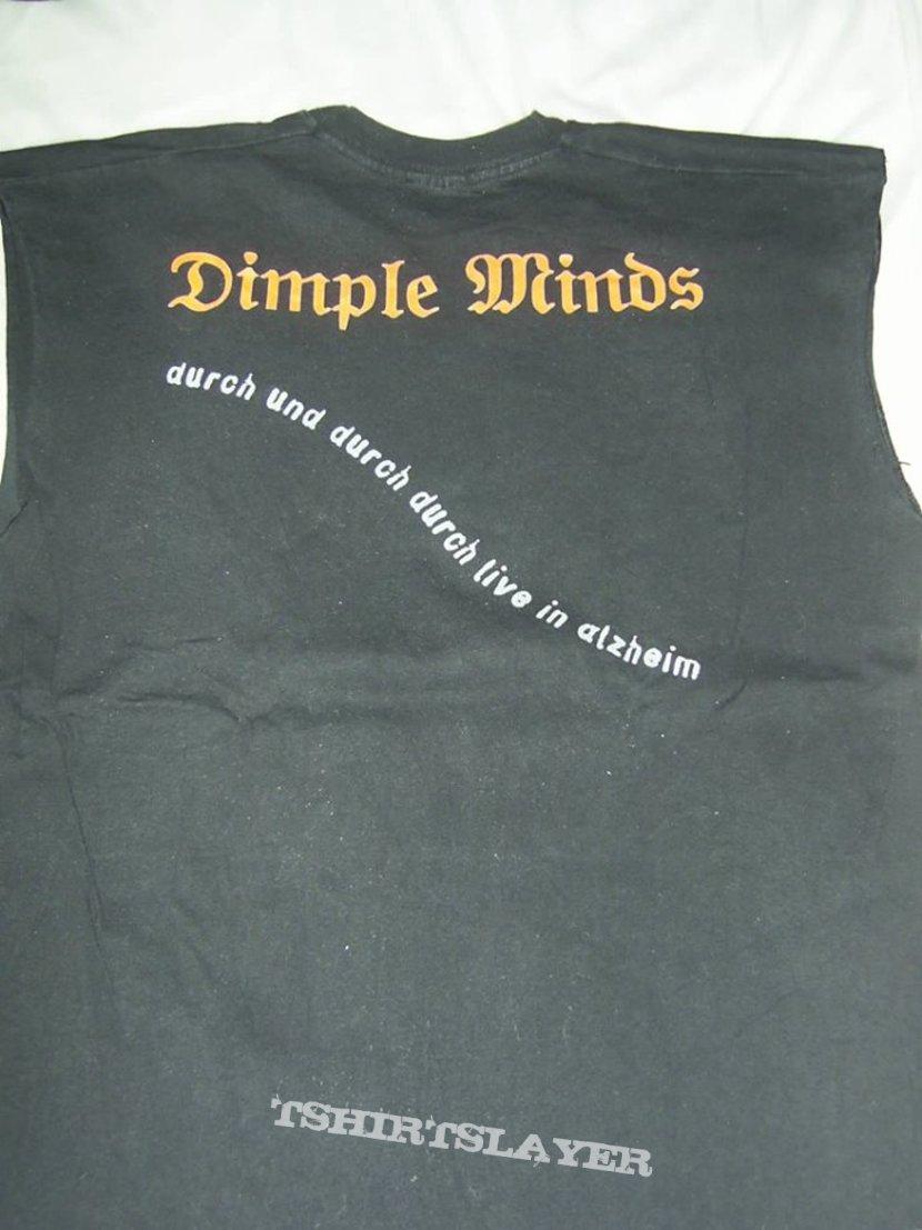 Dimple Minds Shirt Durch und durch durch Live in Alzheim