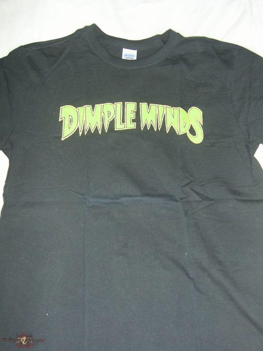 Dimple Minds Shirt Logo