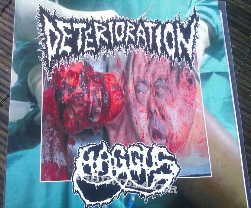 Haggus / Deterioration Split