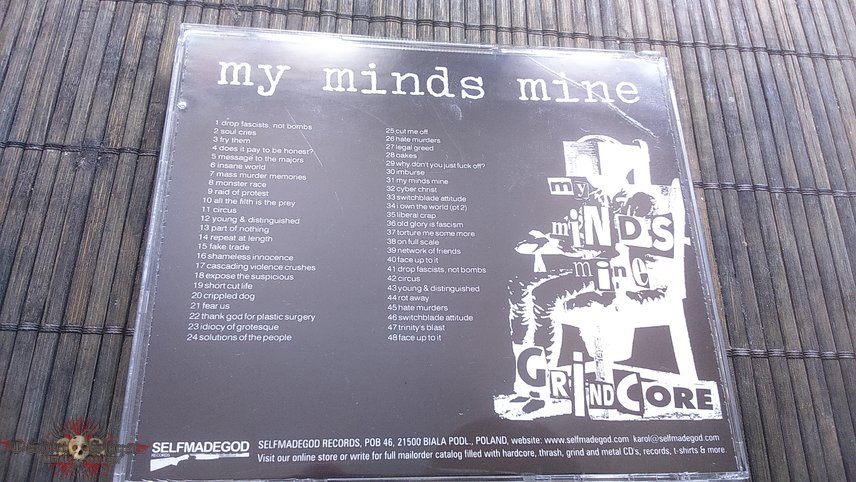 My Minds Mine 48 reasons to leave this planet