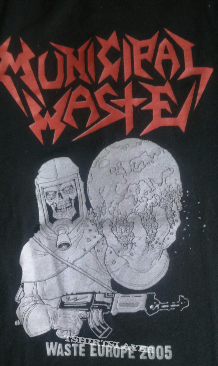 Municipal Waste Waste Europe 2005