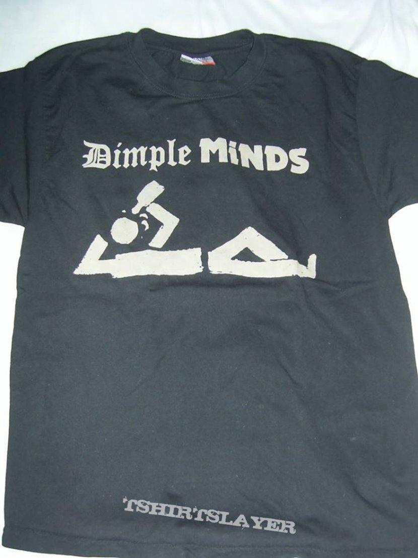 Dimple Minds Shirt Trinker an die Macht