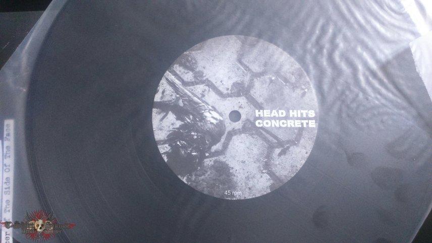 My Minds Mine / Head Hits Concrete Split