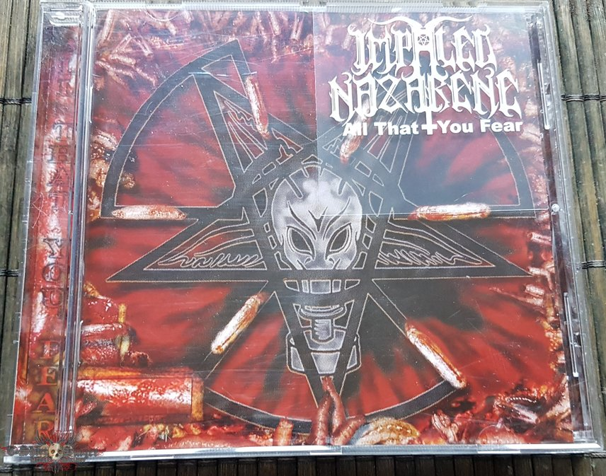 Impaled Nazarene All that you fear