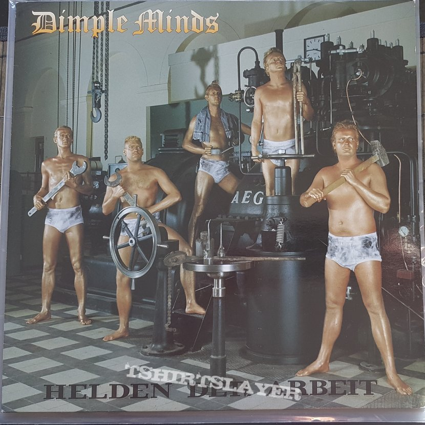 Dimple Minds Helden der Arbeit