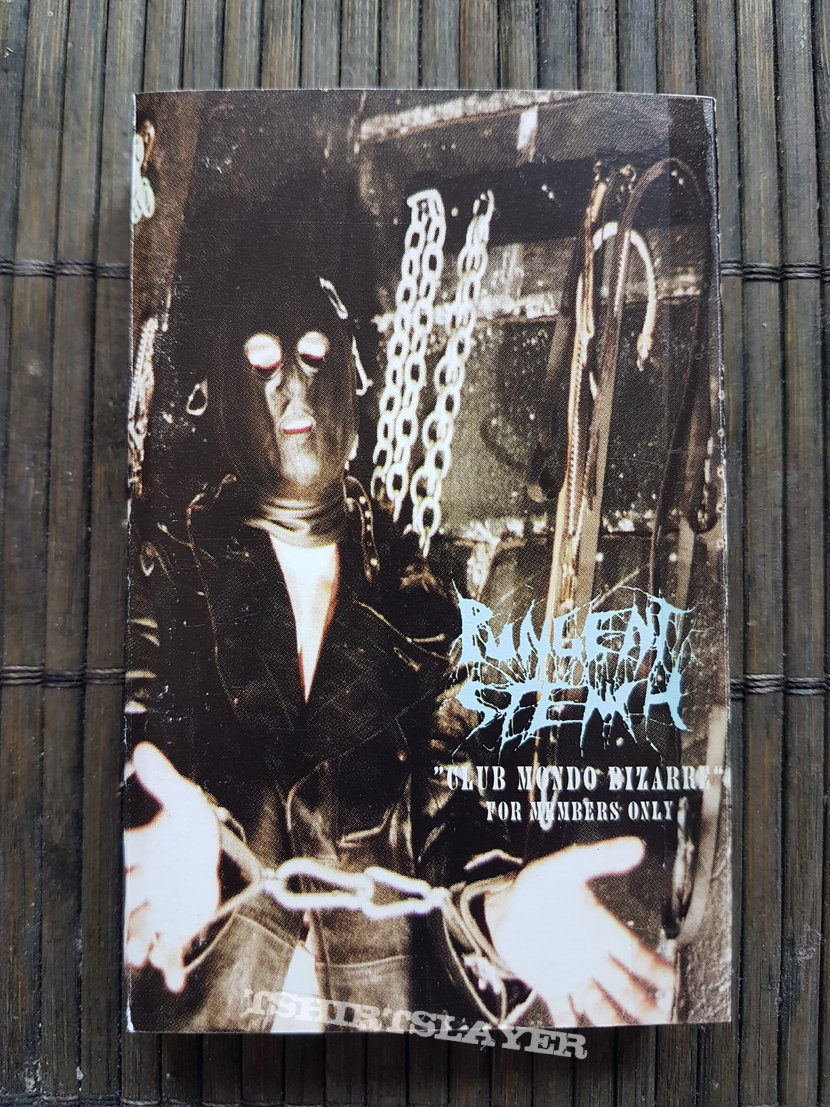 Pungent Stench Club mondo bizarre - For members only