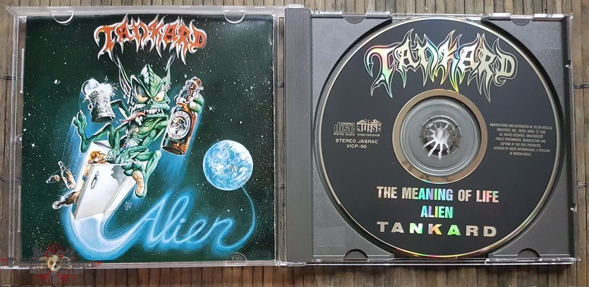 Tankard The meaning of life / Alien