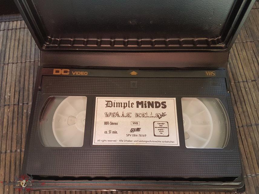 Dimple Minds Volle Kelle Live
