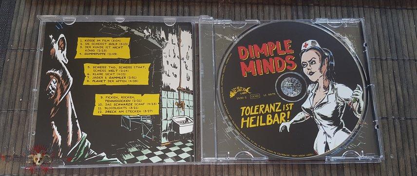 Dimple Minds Toleranz ist heilbar
