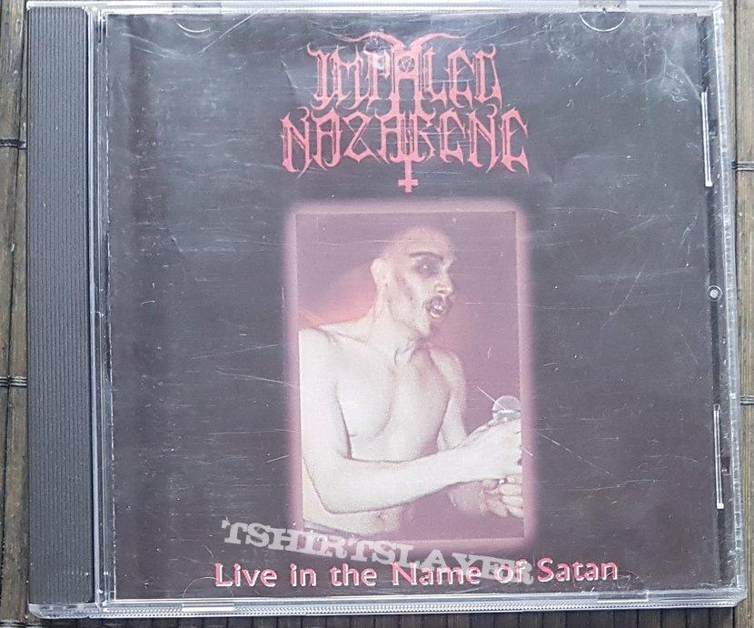 Impaled Nazarene Live in the name of Satan