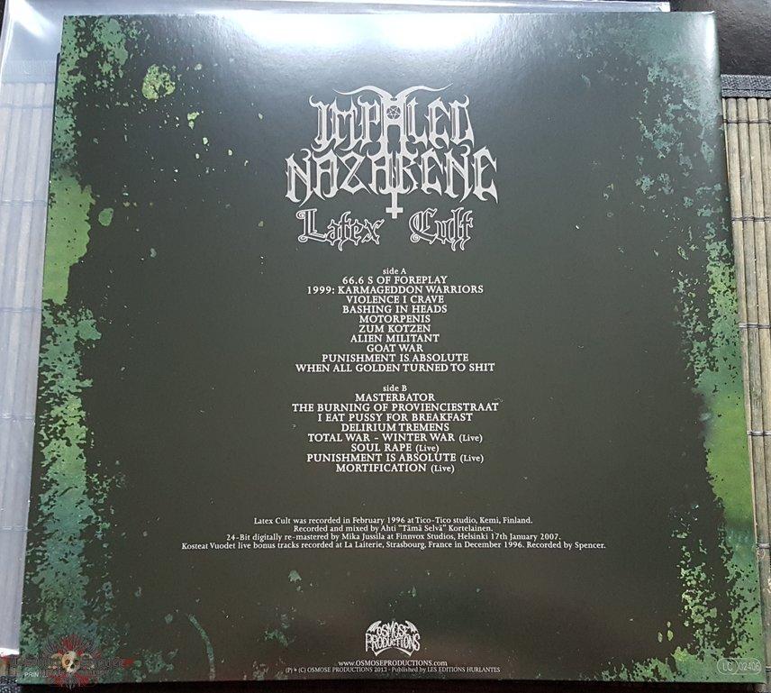 Impaled Nazarene Latex cult