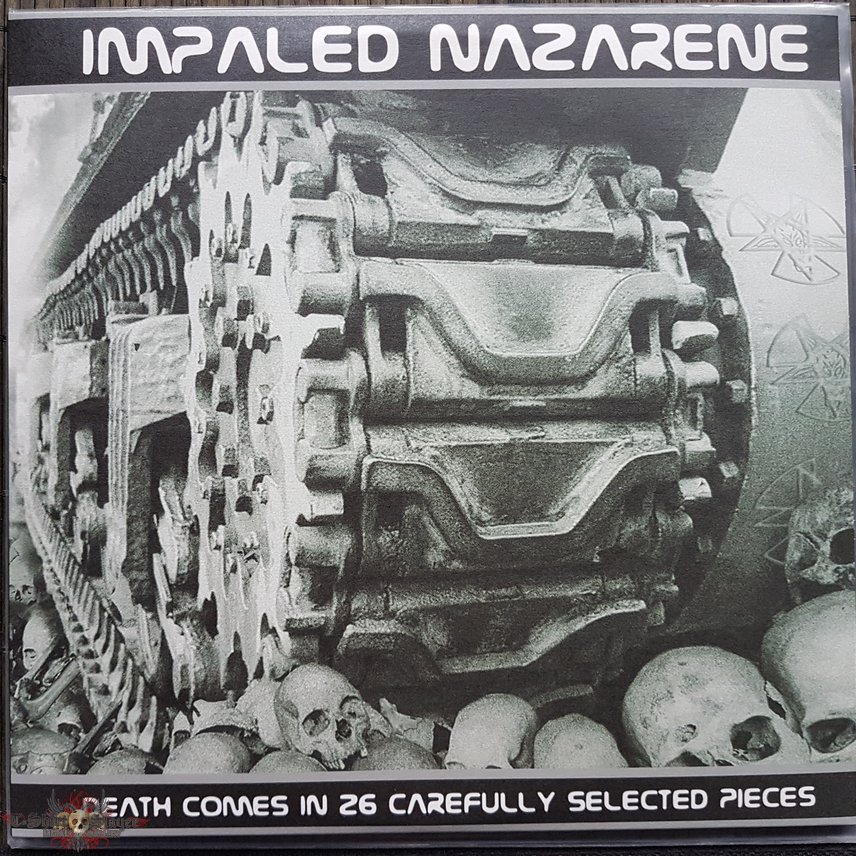 Impaled Nazarene Death comes in 26carefully selected pieces