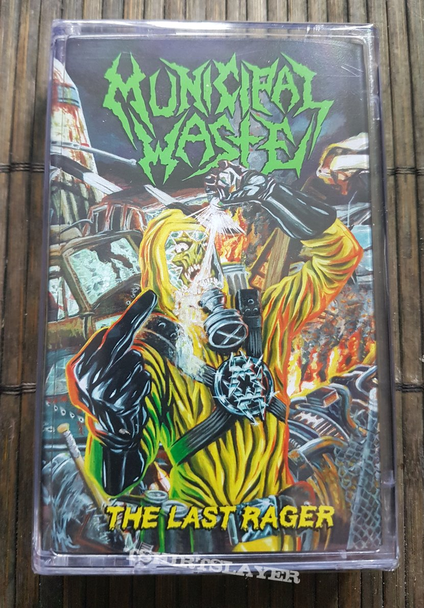 Municipal Waste The last rager