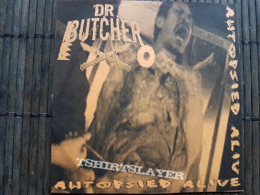 Hyperemesis / Dr. Butcher Split