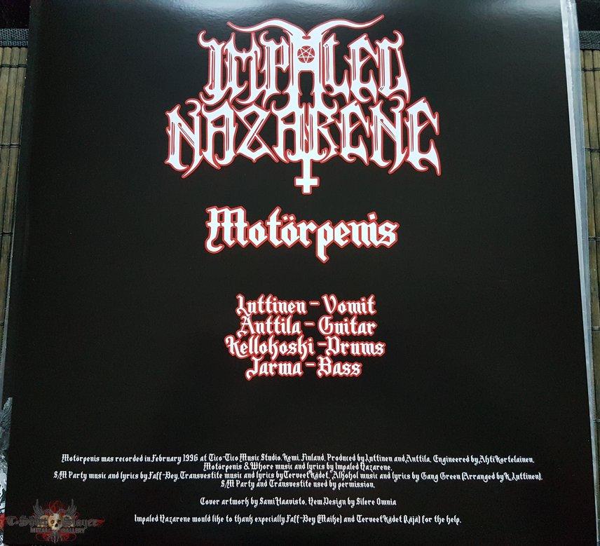 Impaled Nazarene Motörpenis