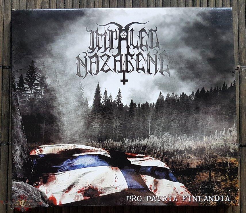 Impaled Nazarene Pro patria finlandia