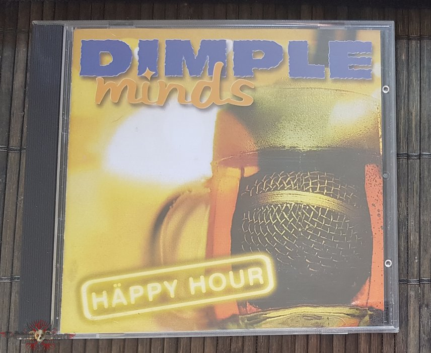 Dimple Minds Häppy hour