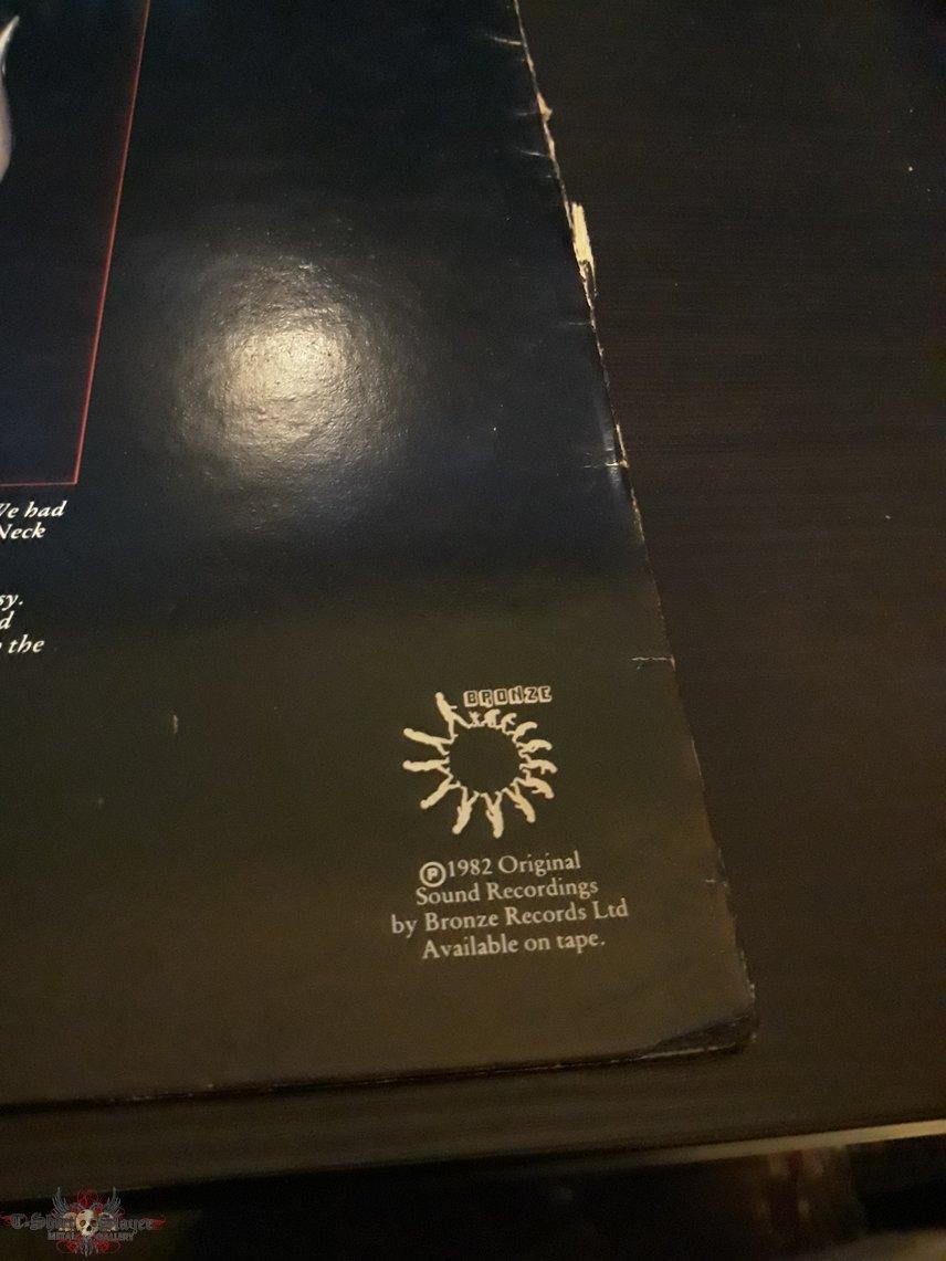 Samdini87's Motörhead, Iron Fist Tape / Vinyl / CD