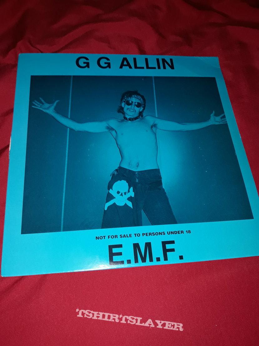 GG Allin - E.M.F.