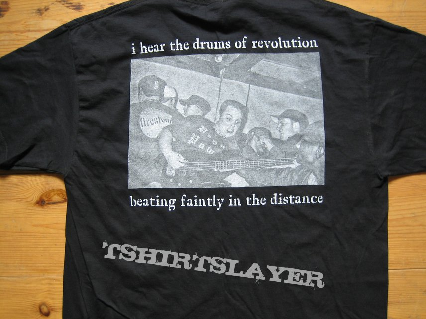 abnegation - drums of revolution