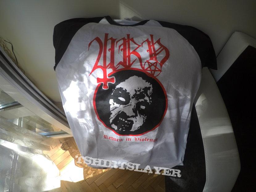 Urn Return in Violence T-Shirt