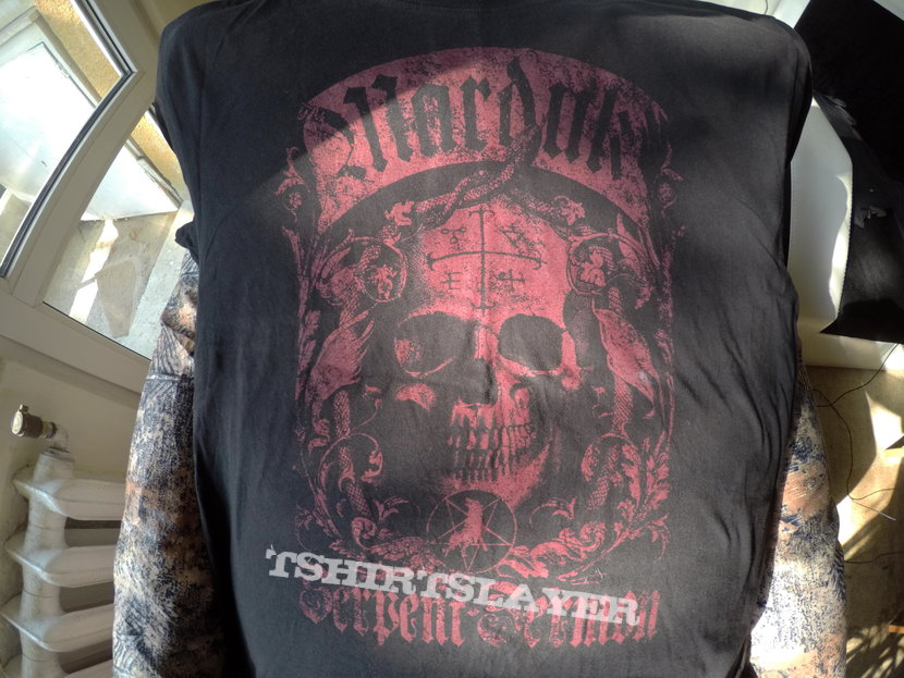 Marduk Serpent Sermon T-Shirt