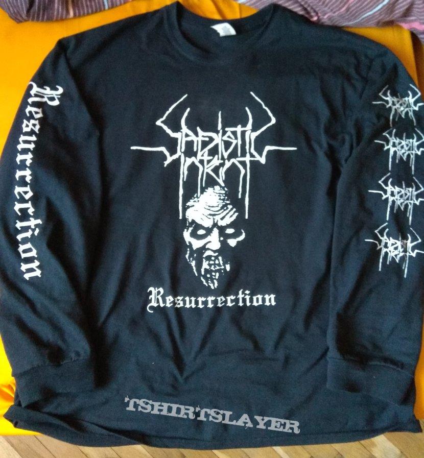 Sadistic Intent - Resurrection Longsleeve