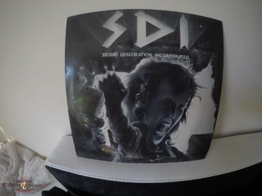 S.D.I. vinyl