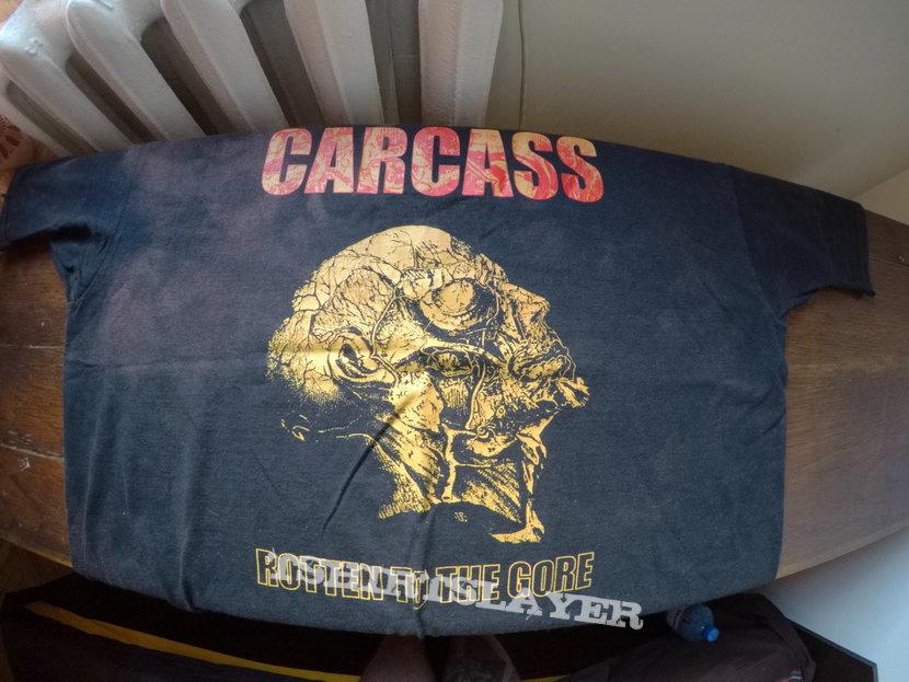 Carcass Rotten to the Gore T-Shirt