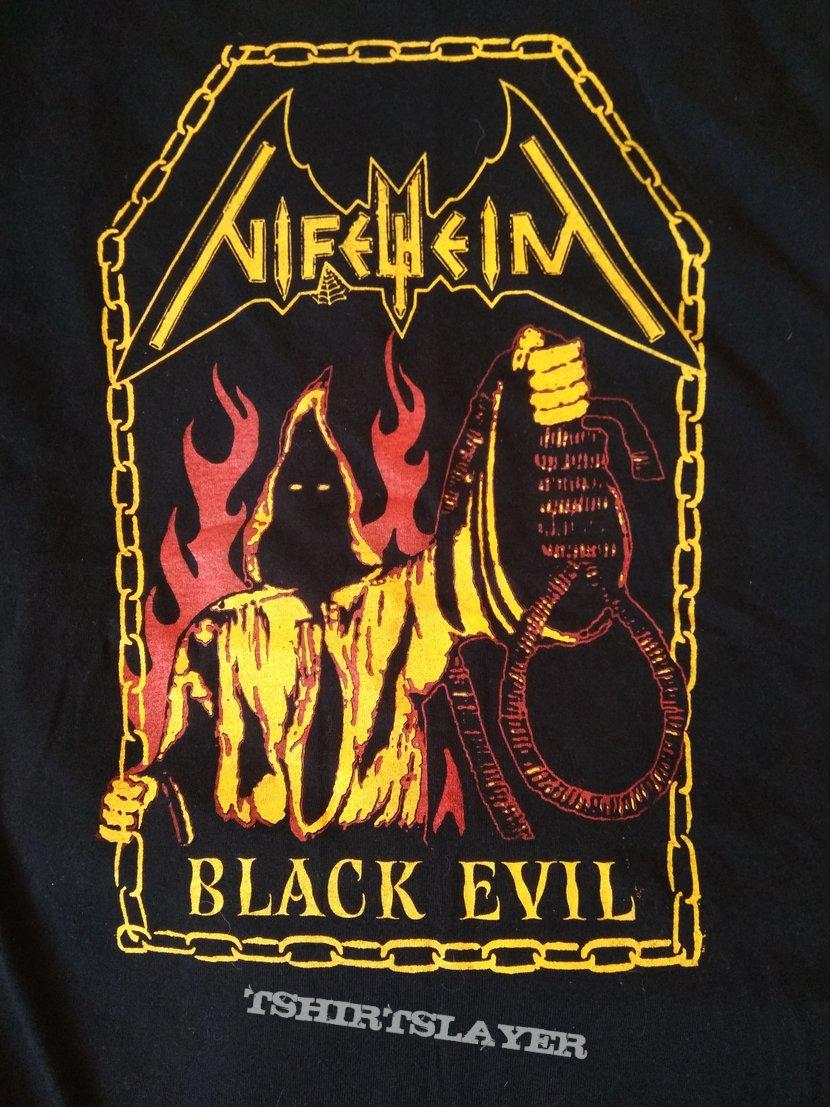 Nifelheim - Black Evil t-shirt