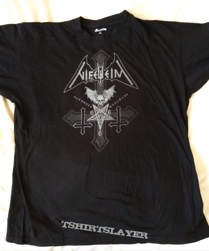 Nifelheim - Servants of Darkness shirt
